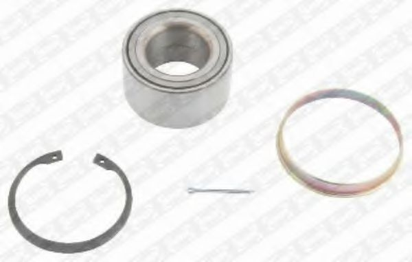 Комплект подшипника ступицы колеса  арт. R17907