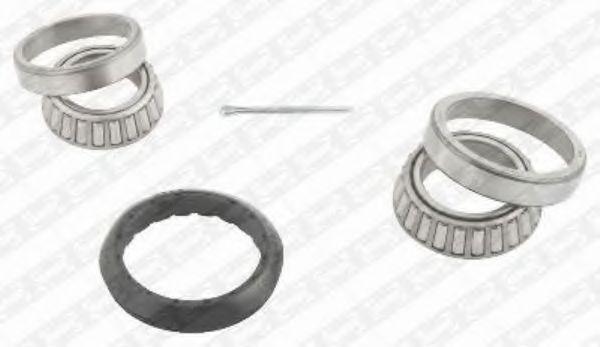 Комплект подшипника ступицы колеса  арт. R18303