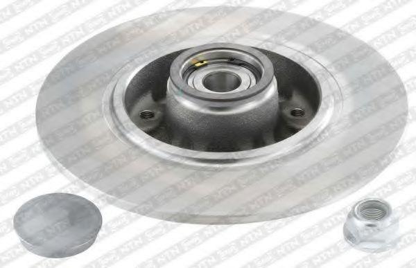 Тормозной диск SNR KF155103U