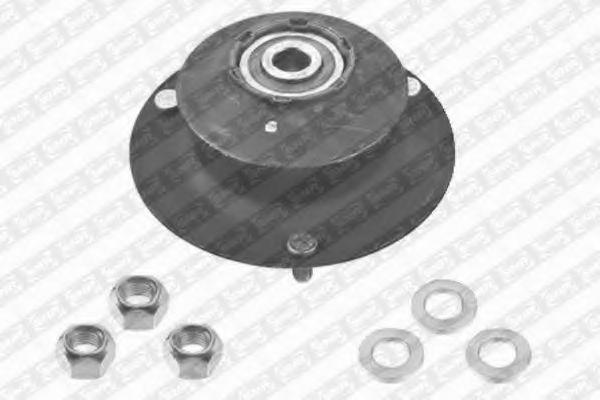 KB650.01  NTN-SNR - Комплект опори амортизатора SNR KB65001