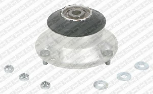 KB650.03  NTN-SNR - Комплект опори амортизатора  !!! Заміна для M250.05 SNR KB65003
