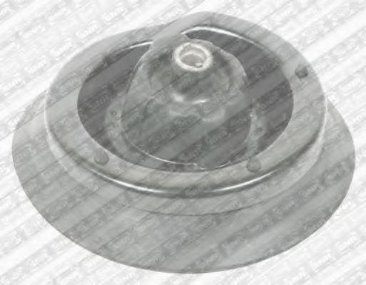 KB651.02  NTN-SNR - Комплект опори амортизатора SNR KB65102