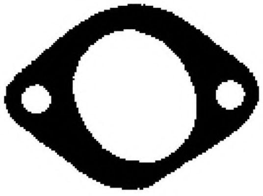 Прокладка, выпускной коллектор  арт. JA829