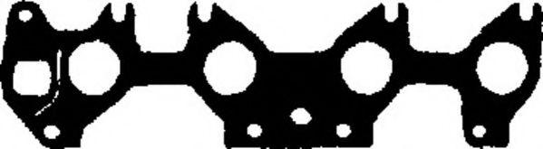 Прокладка впускного коллектора Lanos Payen  арт. JC823