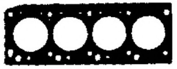 Прокладка головки блока FORD 1.8DI/1.8TDCI F9DA/F9DB/KKDA/KKDB/C9DA/C9DB/C9DC 1.27MM (пр-во PAYEN)   PAYEN AB5300