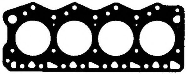 Прокладка головки блока FIAT/IVECO 2.5TD 8140.27/8140.07 1.43MM (пр-во PAYEN)                        PAYEN AY591