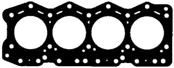 Прокладка головки блока FIAT 2.5D 8140.67/S8U 1.7MM (пр-во PAYEN)                                    PAYEN AY300