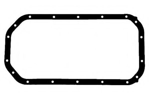 Прокладка, маслянный поддон  арт. JH5058