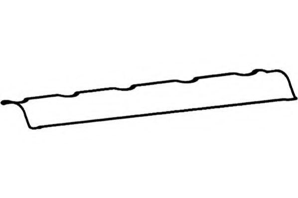 Прокладка крышки клапанной PSA DW8 НИЗ (1) (пр-во PAYEN)                                             CORTECO арт. JM5089