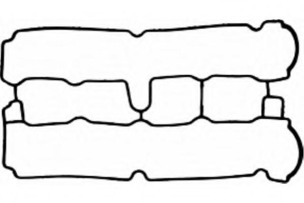 Прокладка клапанної кришки гумова  арт. JM5092