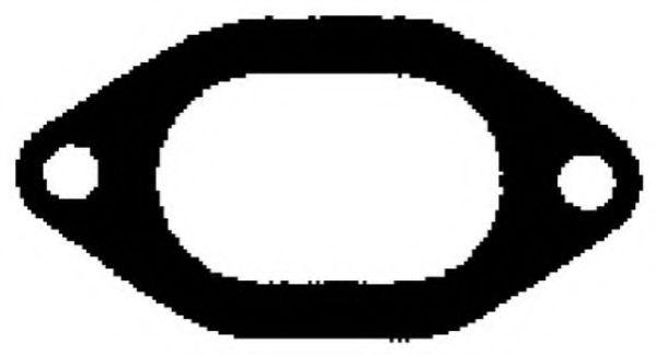 Прокладка колектора двигуна металева  арт. JC054