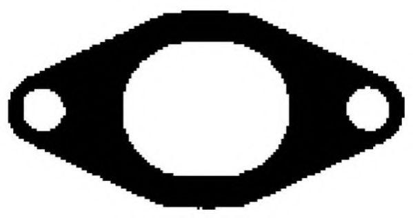 Прокладка колектора двигуна металева  арт. JC055