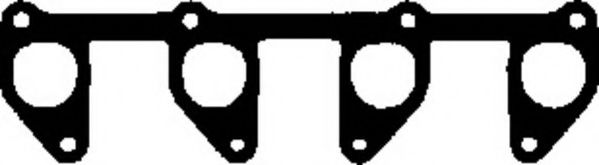 Прокладка, выпускной коллектор  арт. JC281