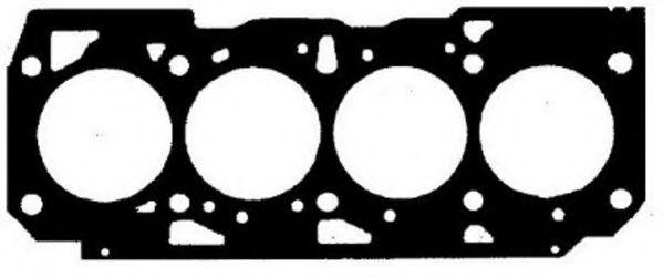 Прокладка головки блока FIAT 1.9D 99- 188A3.000/223A6.000 2 1MM (пр-во PAYEN)                        PAYEN BZ811