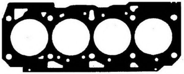 Прокладка головки блока FIAT DOBLO 1.9D 01- 1! 0.9MM (пр-во PAYEN)                                   PAYEN BZ801