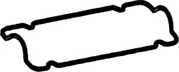 Прокладка клапанної кришки гумова  арт. JN667