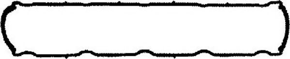 Прокладка клапанної кришки гумова TOPRAN арт. JP043