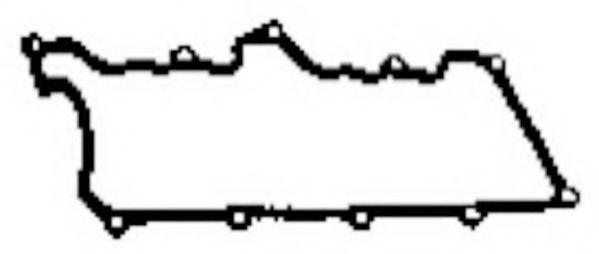 Прокладка, крышка головки цилиндра  арт. JN777