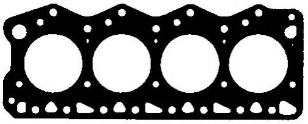 Прокладка головки блока FIAT/IVECO 2.5TD 8140.07/8140.27/8140.47 90-94 1.27MM (пр-во PAYEN)          PAYEN AY581