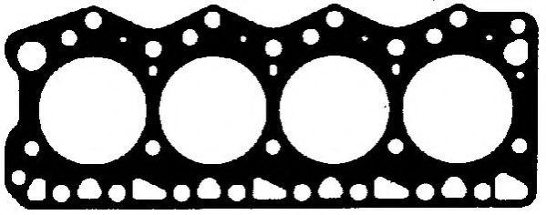 Прокладка головки блока IVECO 2.8TD 8140.23/8140.43S 3 1.4MM 96 (пр-во PAYEN)                        PAYEN BX411