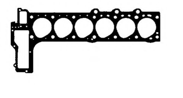 Прокладка головки блока BMW 2.5TDS M51D25 3! 1.87M (пр-во PAYEN)                                     PAYEN BW741