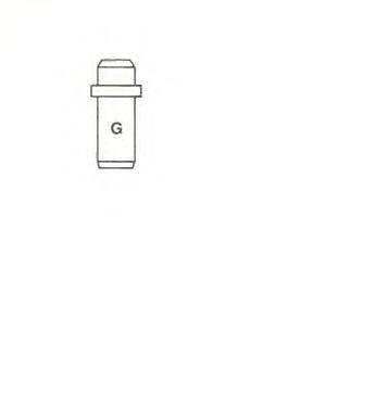 Направляющая клапана IN/EX VAG 8mm (пр-во Metelli)                                                    арт. 011227