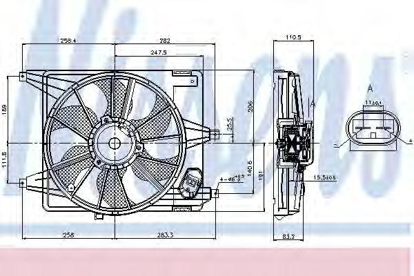 Вентилятор в интернет магазине www.partlider.com