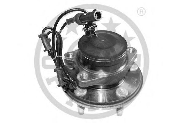 Комплект подшипника ступицы колеса  арт. 301106