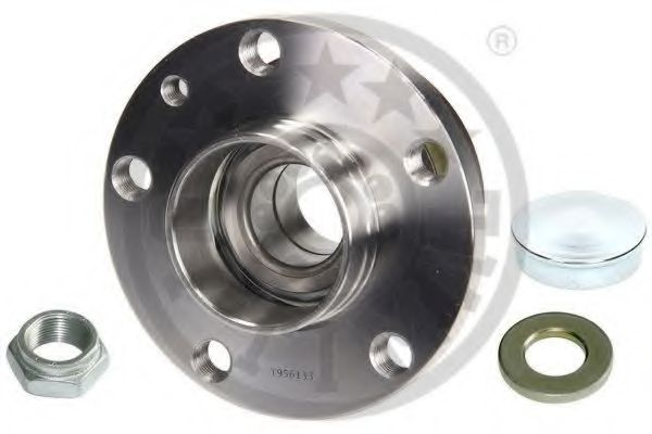 Комплект подшипника ступицы колеса  арт. 802612