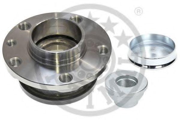 Комплект подшипника ступицы колеса  арт. 802870