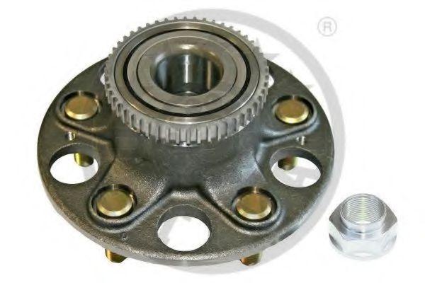 Комплект подшипника ступицы колеса  арт. 912294