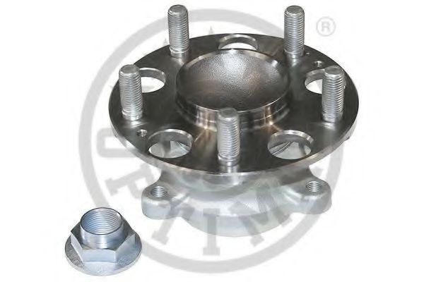 Комплект подшипника ступицы колеса  арт. 912358