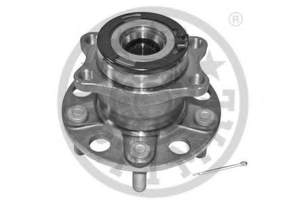 Комплект подшипника ступицы колеса  арт. 992746