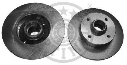 Тормозной диск OPTIMAL BS0240
