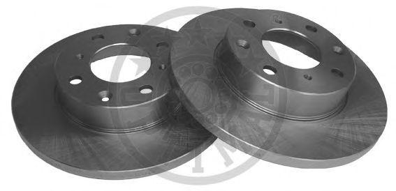 Тормозной диск  арт. BS0400