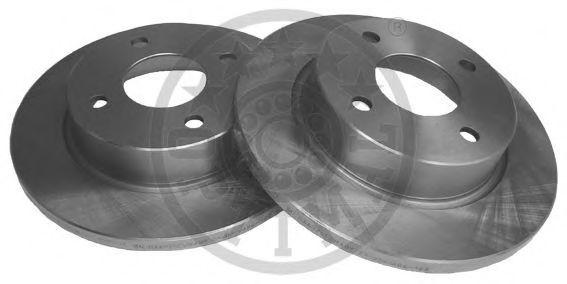 Тормозной диск OPTIMAL BS0470