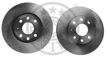 Тормозной диск Daewoo Lanos  1.5 перед.  арт. BS0610