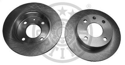 Тормозной диск  арт. BS0940