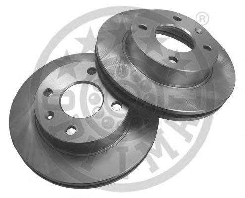 Тормозной диск  арт. BS0970