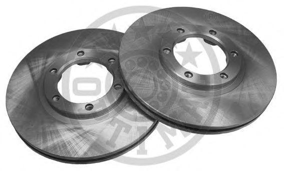 Тормозной диск  арт. BS1880