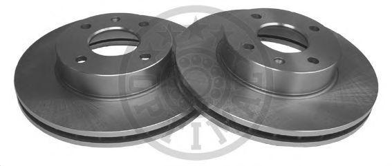 Тормозной диск OPTIMAL BS2150