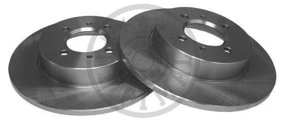 Тормозной диск OPTIMAL BS2390
