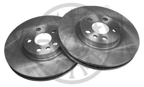 Тормозной диск  арт. BS3051