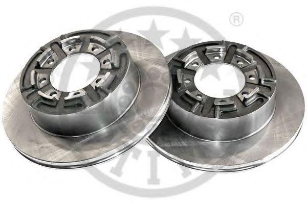 Тормозной диск OPTIMAL BS4200