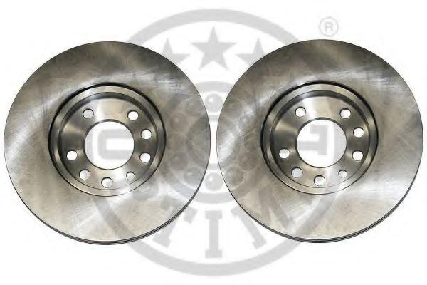 Тормозной диск OPTIMAL BS4940