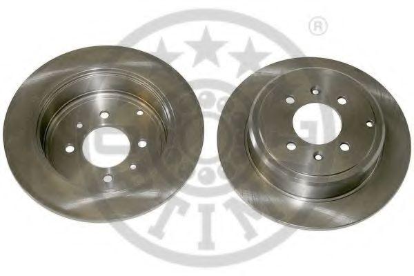 Тормозной диск OPTIMAL BS4980