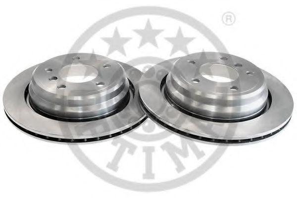 Тормозной диск OPTIMAL BS5880
