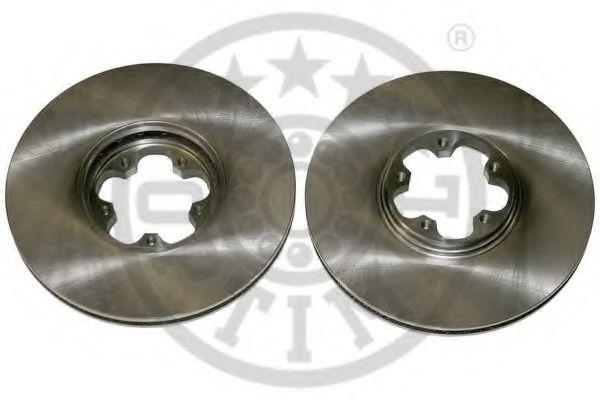 Тормозной диск OPTIMAL BS6040