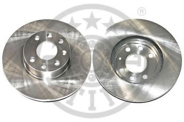 Тормозной диск OPTIMAL BS6260