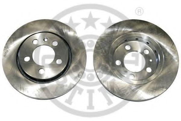 Тормозной диск OPTIMAL BS6560